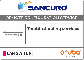 Aruba L2 LAN Switch Troubleshooting services For Model Series 2530
