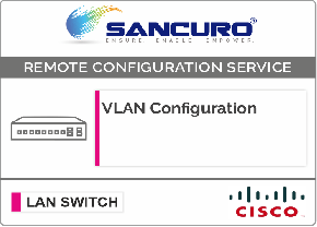 VLAN Configuration in CISCO L2 LAN Switch For Model Series SF300, SG300, SF350, SG350