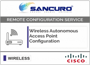 Cisco Autonomous Wireless Access Point Configuration