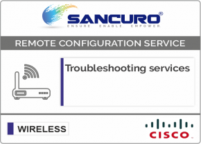 Troubleshooting services For CISCO Lightweight Access Point