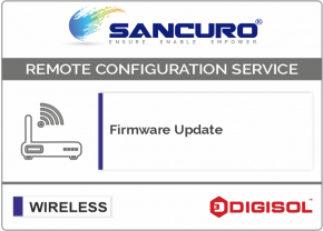 Firmware Update for DIGISOL Autonomous Wireless Access Point