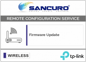 Firmware Update for TP-Link Autonomous Wireless Access Point