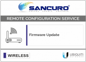 Firmware Update for UBIQUITI Autonomous Wireless Access Point