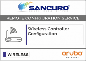 Aruba Wireless Controller Configuration