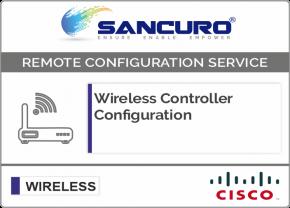 Cisco Wireless Controller Configuration