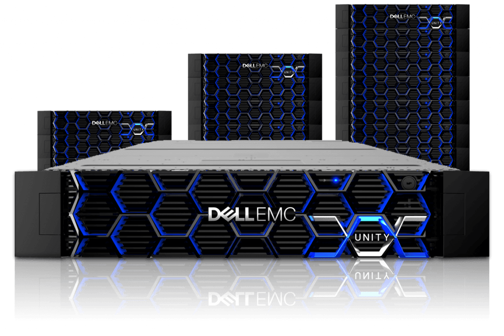 How to Configure File Server in DELL EMC Storage..?